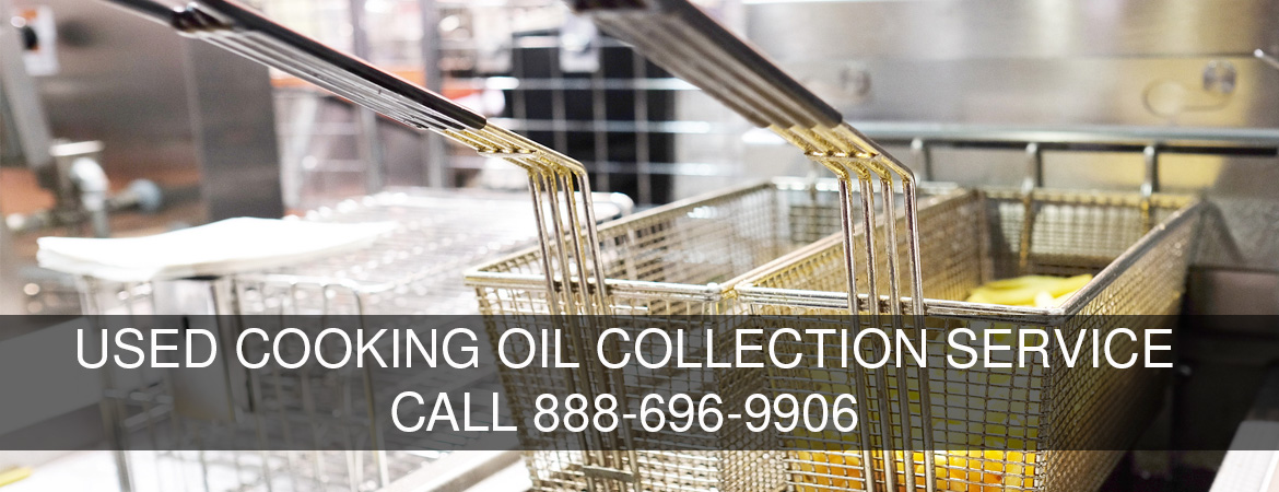 Used Grease Collection Service Santa Clarita | Santa Clarita Restaurant Cooking Oil Collection
