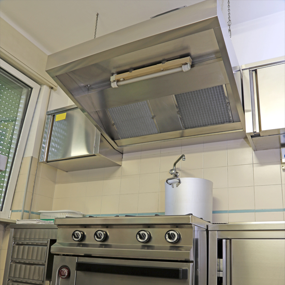 Restaurant Kitchen Hood restaurant hood cleaning service | commercial exhaust cleaning