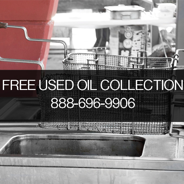 Restaurant Grease Collection Service in Los Angeles. Restaurant cooking grease collection companies paying for oil.
