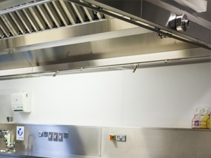 hood and exhaust vent cleaning.  Restaurant hood cleaning service.